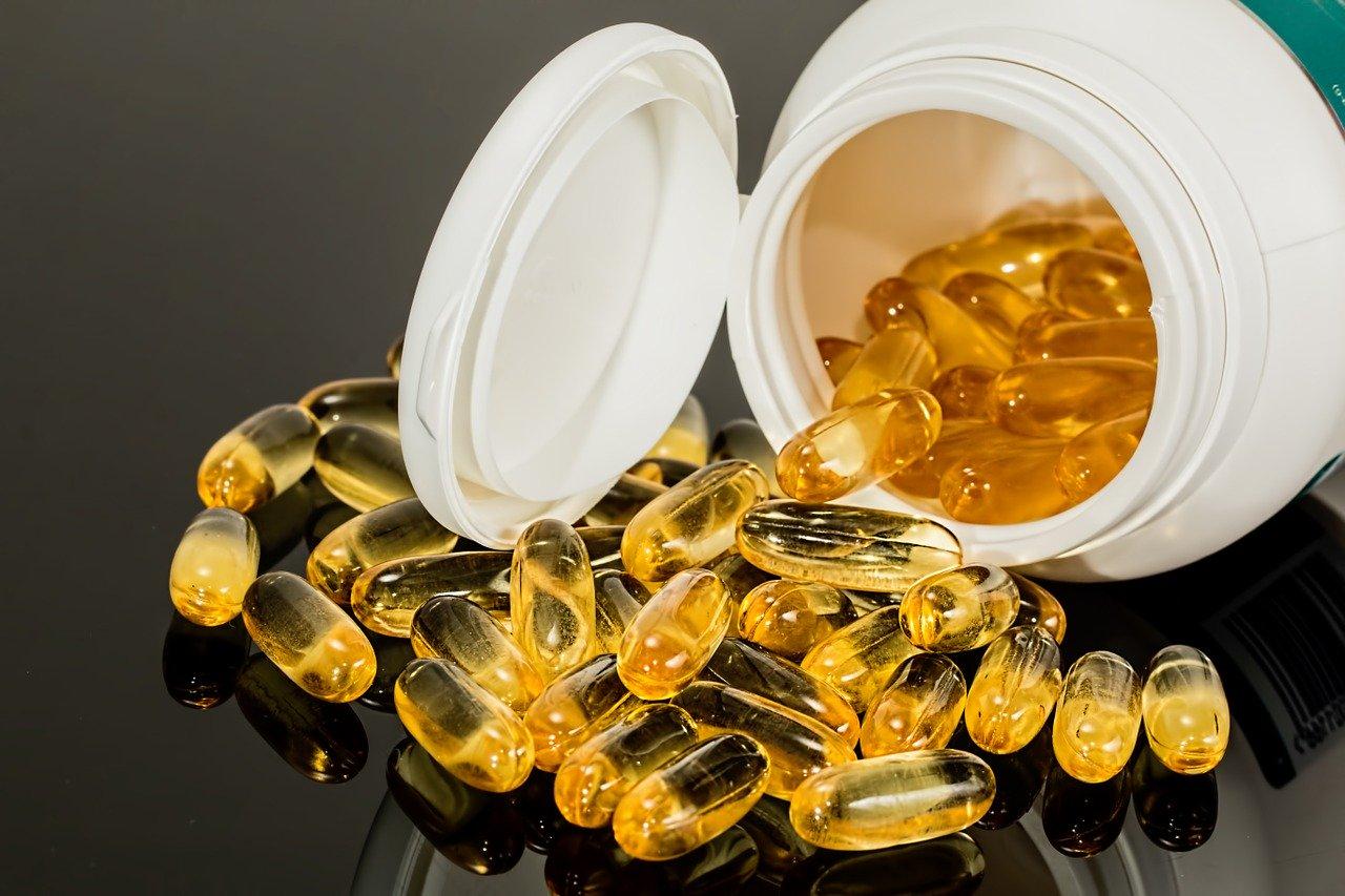 omega-3 formy suplementacji