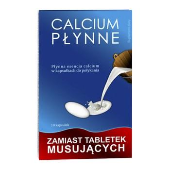 Calcium płynne