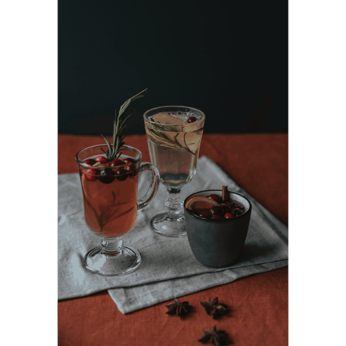 Jak pić sok z żurawiny?